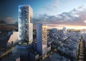 طراحی 4 پروژه بین المللی برج شفاف از شرکت معماری ریچارد میر