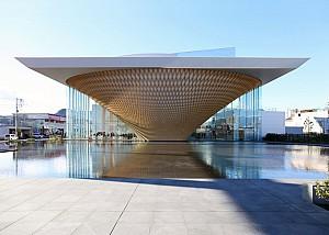 طراحی مجموعه میراث جهانی ژاپن توسط شیگِرو بَن