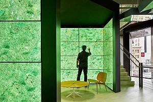 طراحی اداری دفتر کار مایکروسافت