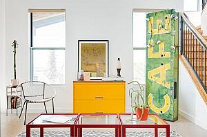آشنایی با سبک های معماری داخلی : سبک التقاطی یا اکلکتیک