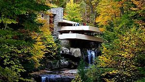 کلاسیک های معماری: خانه آبشار، اثر فرانک لوید رایت