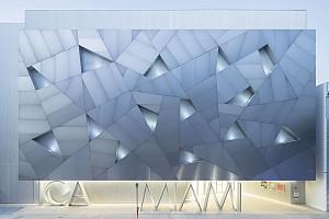 طراحی موزه فرهنگی هنری مدرن میامی