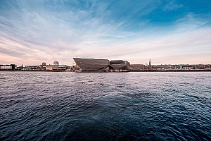 موزه V&A شهر Dundee اثر کنگو کوما