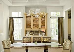 50 فضای ناهارخوری که طراحی آنها شما را به شام دعوت می کنند