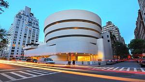 کلاسیک های معماری : موزه گوگنهایم نیویورک اثر فرانک لوید رایت