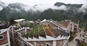برخورد متفاوت  با احیای روستای زلزله زده
