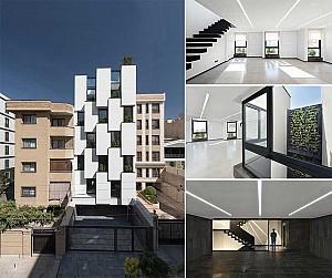 طراحی ساختمان اداری کارخانه تهران