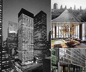 کلاسیک های معماری: ساختمان سیگرام اثر میس وندروهه