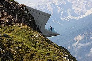 چطور پروژه های معماری را در کوهستان  طراحی و اجرا کنیم؟