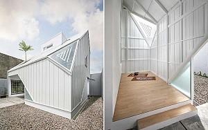 طراحی خانه کوچک با در نظر گرفتن اصول سنتی اسلامی