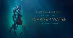 فیلم شکل آب برنده اسکار بهترین طراحی صحنه و فیلم 2018
