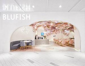 BLUFISH ، رستورانی به سبک دنیای زیر آب