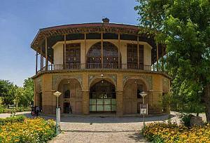 تور معمارانه نوروزی: قزوین