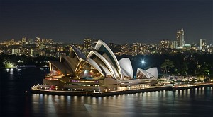 شگفتی تالار اپرای سیدنی!