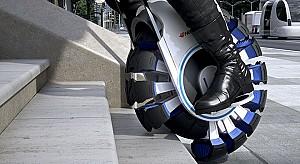 طرح های مفهومی از تایرهای آینده توسط شرکت هانکوک