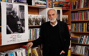 چهارشنبه های معرفی کتاب:  خانه ای با شیروانی قرمز، گفتگو با عباس کيارستمی و آيدين آغداشلو