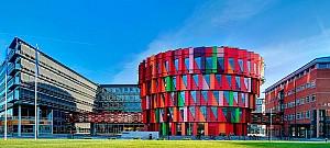 معماری رنگارنگ و هیجان انگیز در سراسر دنیا