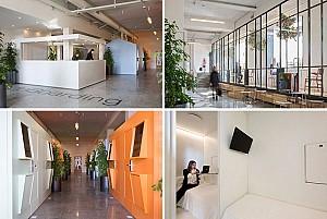 نگاهی به طراحی هتل ایتالیایی با اتاق های کپسولی