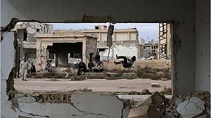 یک شنبه های عکاسی: پارکور در میان ویرانههای جنگ سوریه