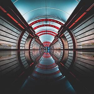 یکشنبه های عکاسی: معماری در کمال تقارن