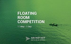 مسابقه بین المللی معماری اتاق شناور هتل