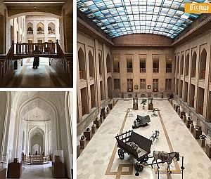 شنبه های نگاه آرل به تهران: موزه ارتباطات (اداره پست تهران)