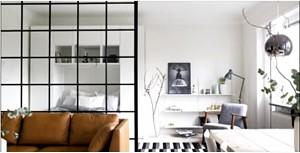 دکوراسیون داخلی آپارتمان های با متراژ کم