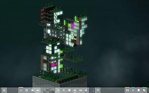 بازی شهر سازی بلاک هود با رویکرد معماری پایدار