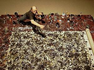 دوشنبه های هنرهای تجسمی: میراث جکسون پالاک