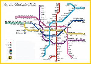 آیا خط 7 مترو تهران راه اندازی می شود؟