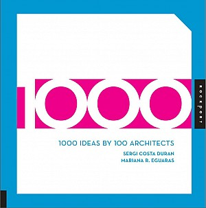 چهارشنبه های معرفی کتاب: 1000 ایده توسط 100 معمار+ دانلود