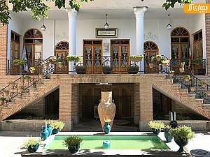 شنبه های نگاه آرل به تهران: خانه فراغت دبیرالملک