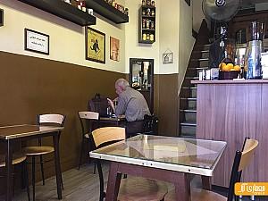 شنبه های نگاه آرل به تهران: کافه اوریانت به قدمت 75 سال