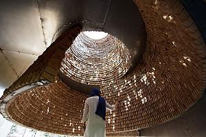پاویون درنگ در شیراز+ ویدئو - فینالیست جایزه معمار 96