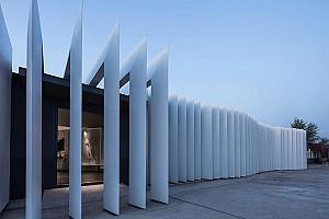 طراحی نمایشگاه برند روشنایی SERIP در چین
