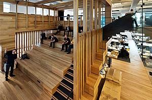 دکوراسیون داخلی دفتر کار معماری و روند طراحی آن!