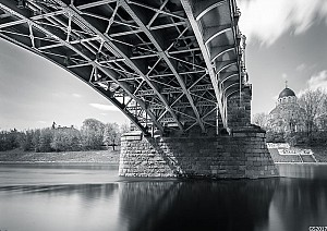 یک شنبه های عکاسی: نمای زیر پل