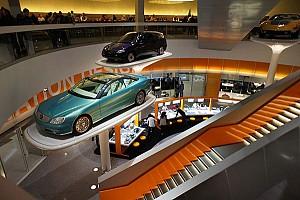 نمونه پروژه هایی از طراحی نمایشگاه ماشین