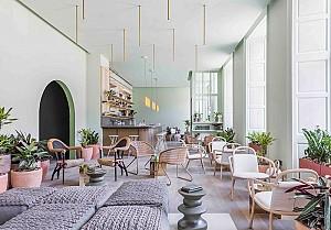 معماری و طراحی هتل 5 ستاره اسکاتلندی