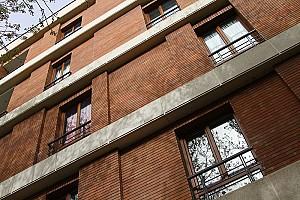 طراحی و معماری ساختمان مسکونی نیاوران، راه یافته به نیمه نهایی جایزه معمار سال 90