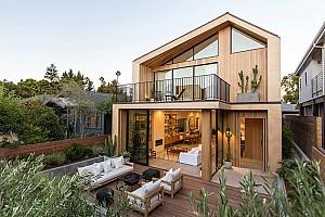 15 ویلا با نمای چوبی و مدرن!