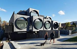 طراحی آپارتمان های مسکونی بوتیک