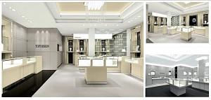 طراحی داخلی طلافروشی به سبک های مختلف