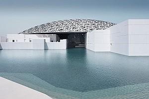 معماری موزه لوور ابوظبی توسط ژان نوول