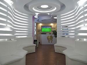 بازسازی و طراحی داخلی کلینیک دندانپزشکی یوسف آباد