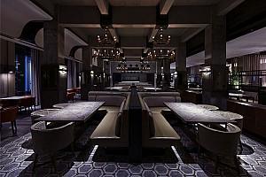 طراحی هتل 5 ستاره با نورپردازی مهیج!