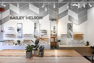 25 نمونه طراحی داخلی عینک فروشی