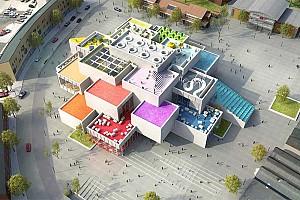 اتمام اجرای پروژه خانه لگو ازگروه معماری بیگ
