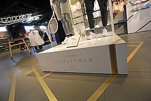 دکوراسیون داخلی مغازه لوازم ورزشی Nike، شعبه لندن