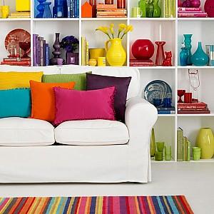 اصول انتخاب و ترکیب رنگ ها در دکوراسیون داخلی